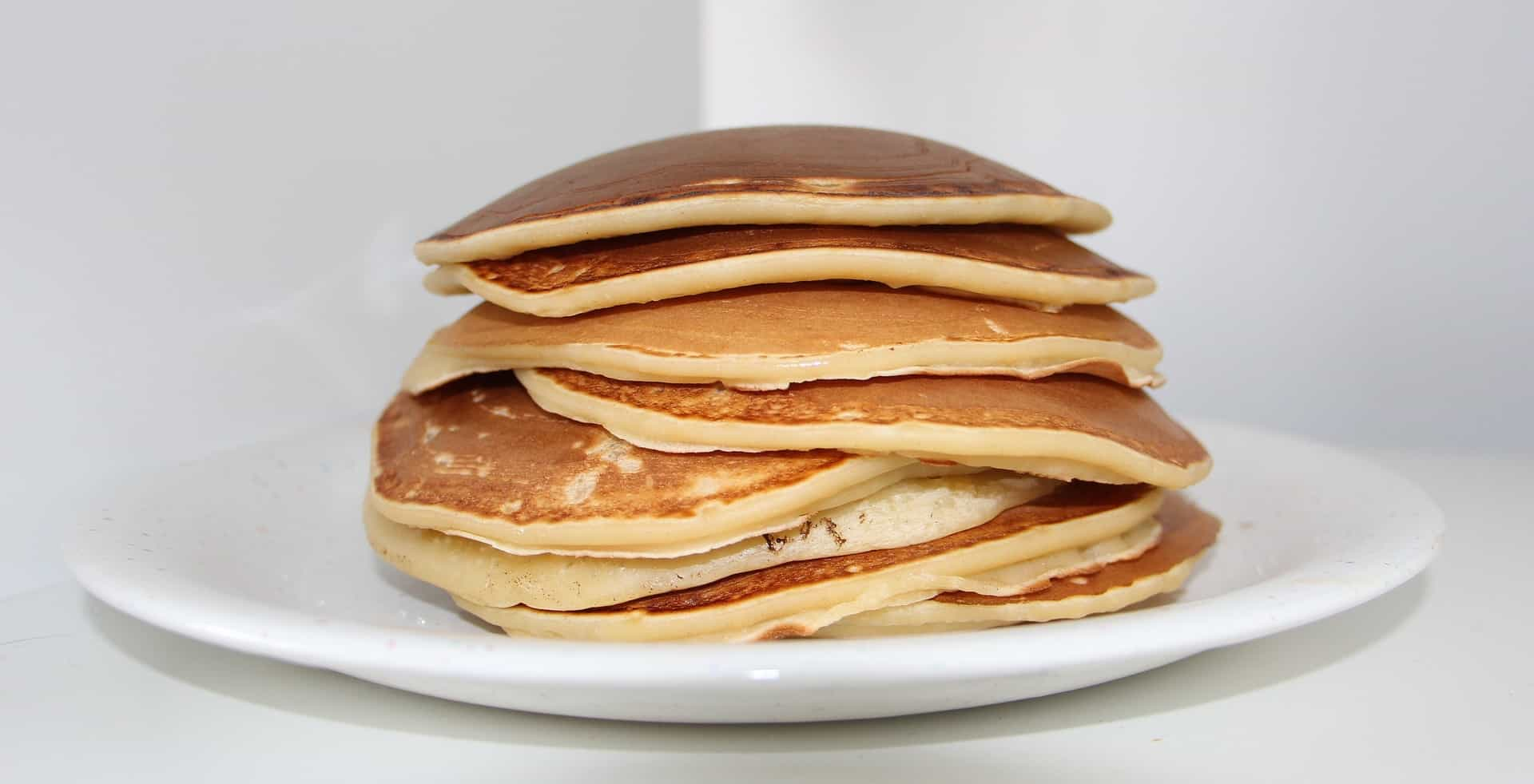 Spiksplinternieuw Top drie recepten voor havermout pannenkoeken   PindakaasBaas ES-67